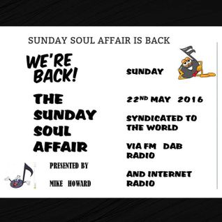 The Sunday Soul Affair Mke HowardJoyRadio