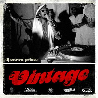 DJ Crown Prince - Vintage