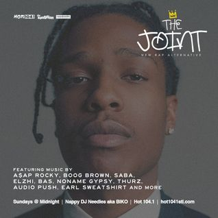 The Joint: New Rap Alternative - Sun Feb 7, 2016