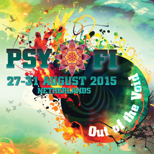 Johnny Blue @ Psy-Fi Festival 2015 (Chill Out Stage)