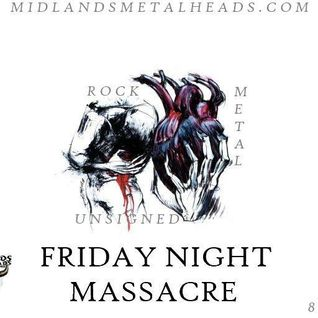 Friday Night Massacre 23/05/2014