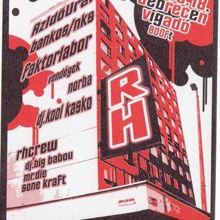 Az Idő Urai live @ RH, 2005 junius