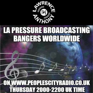 dj lawrence anthony pcr radio 10/03/16