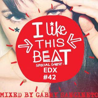 Tara McDonald pres. I Like This Beat - Mixed by Gabry Sangineto - EDX 3some