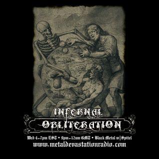Infernal Obliteration Episode X, 9-Nov-2016 @ Metal Devastation
