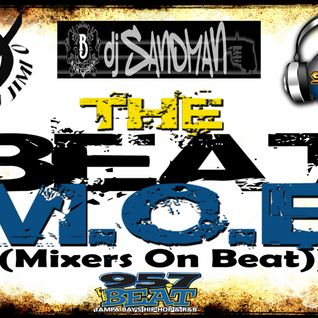 DJ Sandman Old School Mix (Labor Day 2012 / 95.7 The Beat)