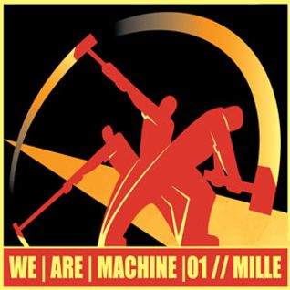 WE|ARE|MACHINE|01