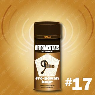 """Afromentals x Frolab """"FRO-POWAH HOUR"""" #17"""