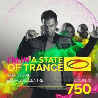 Ben Gold - Live @ A State Of Trance 750 Celebration (Toronto) – 30.01.2016 [FREE DOWNLOAD]