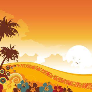 Tropical summer mixtape