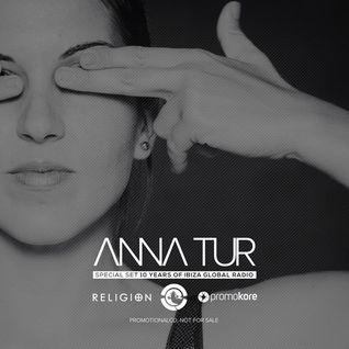 Anna Tur – ibizaglobalradio / August'14