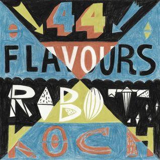 44 flavours mixtape
