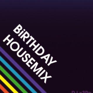 DJ x3Ro - Birthday Housemix 14-04-11 | visit: DJ-x3Ro.com