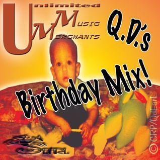 U.M.M.'S QD'S BIRTHDAY SPECIAL