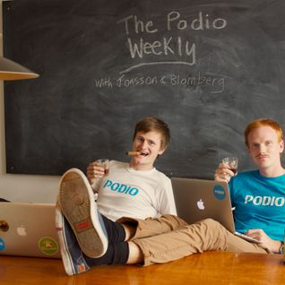 The Podio Weekly Ep 13 - The Agencies