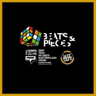PHONO DJS LIVE AT JAZZ CAFE PODCAST (BEATS & PIECES  21/03) PART 01