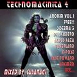 Technomakinita 4 - Mixed by Kusanagi (2003)