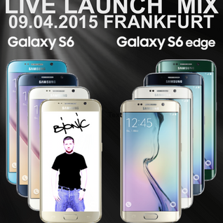 LIVE DJ MIX WITH S6 SMARTPHONE