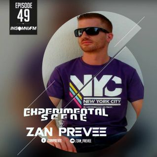Zan Preveé - Experimental Scene 049 October 2016