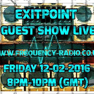 Exit Point Guest Mix On Frequency Radio (12.02.2016)