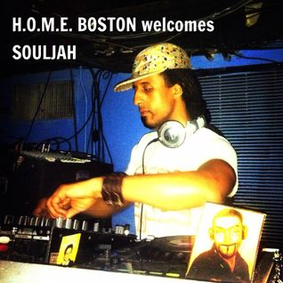 H.O.M.E. BOSTON welcomes SOULJAH Labor Day Weekend 9/6/15