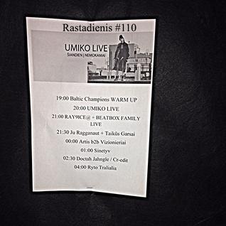 Rastadienis #110 @ LOFTAS