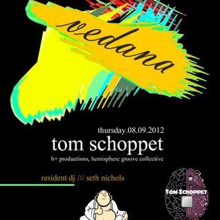 Tom Schoppet - Live at Funky Buddha (Denver, CO) 08/2012