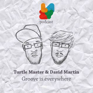 Turtle Master & David Martin - Groove is Everywhere
