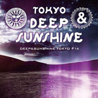 DEEP & SUNSHINE TOKYO #14 @ R LOUNGE 2016.5.14