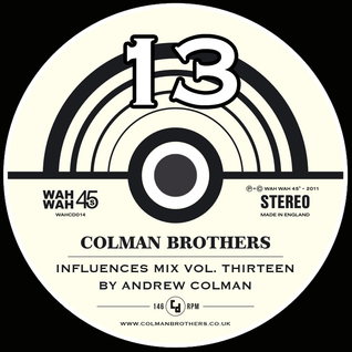 Influences Mix Vol. 13