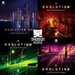 Shogun Audio - Evolution