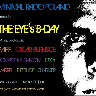 Marrel - @ The Eye's B-Day (Minimal Radio Poland) [23.01.11]