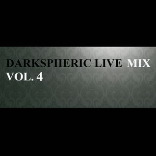 Hank Hobson - Darkspheric Live Mix Vol.4 [2013]