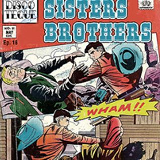 Bibliodiscoteque Ep 18 The Sisters Brothers
