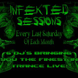 DJ Prezzy Presents Infekted Sessons 6