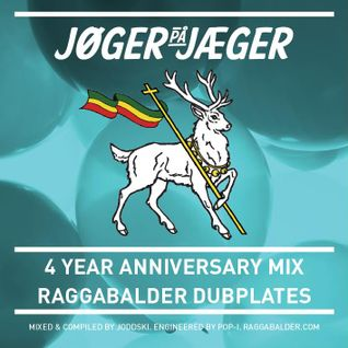 4 YEAR ANNIVERSARY MIX - RAGGABALDER DUBPLATES