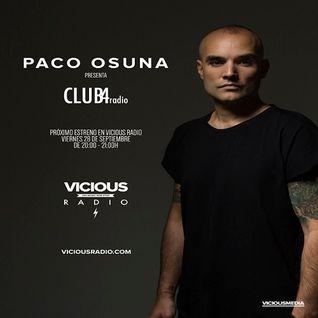Paco Osuna  - Live At Club4 (Barcelona) - 31-Dec-2014