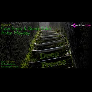 Cem Ermis & Burak Colak - deepFreeze on insomniaFM at May 2012