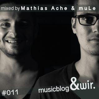 musicblog &wir #011 by mathias ache & muLe