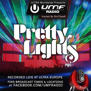 UMF Radio 273 - Pretty Lights (Live at Ultra Europe)