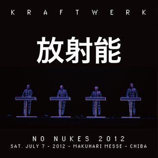 Kraftwerk - No Nukes 2012 - Makuhari Messe, Chiba, 2012-07-07