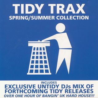 Paul Janes - Tidy Trax Spring / Summer Collection (1999)