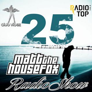 MATT THE HOUSE FOX radio show @ clubvibez EPISODE 025