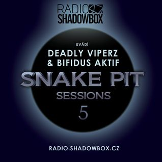 Deadly Viperz: Snake Pit Sessions #05 (07/2011)