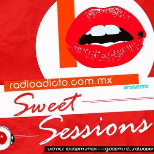 Sweet Sessions 010 Diciembre 7 de 2012