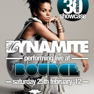 Bounce Presents Ms Dynamite Promo mix
