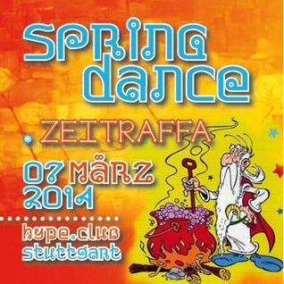 ૐ Spring Dance ૐ (Dreamspaceproject stuttgart ) par tracks vom schluss by Zeitraffa