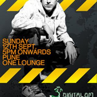 Reji - Opening set for Khainz @ 1 Lounge (Sept 12th '10 - Pune)