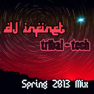 April tribal tech mix