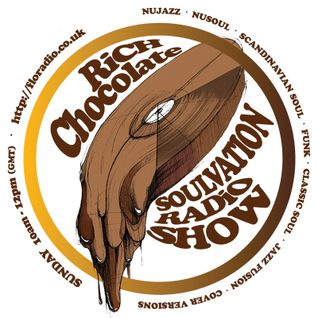 Soulvation Radio Show #117 (09.08.2015)